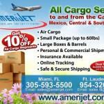 Amerijet Shipping Schedule