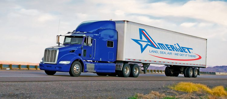Amerijet trucking shipping